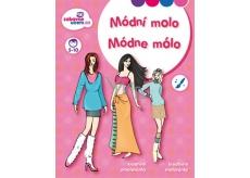 Ditipo Coloring Book Fashion Pier 27 x 21 cm