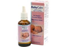 BabyCalm doplněk stravy snižuje možnost vzniku bolestí břicha a hromadění plynů 15 ml koncentrátu