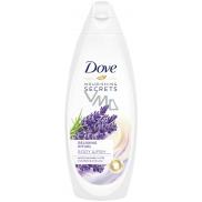 Dove Nourishing Secrets Zklidňující rituál sprchový gel s levandulovým olejem a extraktem z rozmarýnu 250 ml