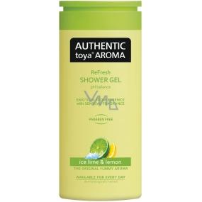 Authentic Toya Aroma SGL 400ml Ice Lime + Lemon 1200
