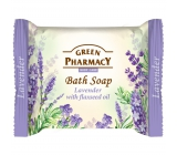 Green Pharmacy Lavender and Flaxseed Oil Toilet Soap 100 g