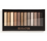 Makeup Revolution Iconic 2 palette eye shadow 12 x 1.1 g