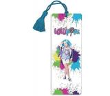 Prime3D bookmark - Lollipopz Nikki 5.7 x 15.3 cm