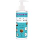 Dermacol Coconut Hand & Nail Hand Cream 150 ml
