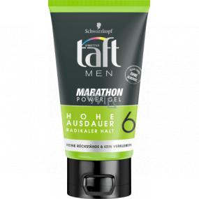 Taft Power Marathon super strong fixation hair gel 150 ml