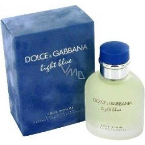 Dolce & Gabbana Light Blue pour Homme toaletní voda 40 ml