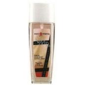 Pret a Porter Glamour Chic parfémovaný deodorant sklo pro ženy 75 ml