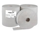 Jumbo 280 toilet paper dispenser 1 ply 1 roll