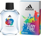 Adidas Team Five AS 100 ml mens aftershave