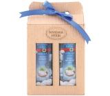 Bohemia Gifts Dead Sea Dead Sea, Seaweed and salt extract shower gel 250 ml + hair shampoo 250 ml, cosmetic set