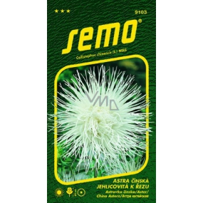 Semo Astra Chinese acicular to cut Electric white 0.5 g