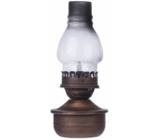 Emos Metal light 1 LED warm white + timer 16 x 32 cm