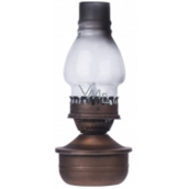Emos Metal lamp 1 LED warm white + timer 16 x 32 cm