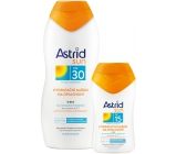 Astrid Sun opal.OF30 milk 200ml + milk OF15 1393