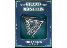 Albi Grand Masters metal puzzle - Triangles 4/4