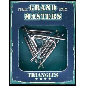 Albi Grand Masters metal puzzle - Triangles 4/4