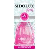 Sidolux Japanese Cherry scented bag air freshener 30 days fragrance 13.5 g