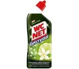 Wc Net Gelcrystal Citrus Fresh Toilet gel cleaner 750 ml