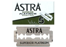 Astra Superior Platinum spare blades 5 pieces