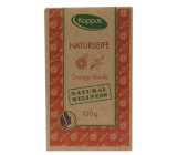 Kappus Natural Wellness Orange & Vanilla certified natural soap 100 g