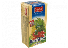 Apotheke Cranberry fruit tea contributes to the normal function of the kidneys and urinary tract 20 x 1.5 g