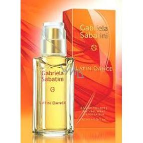 Gabriela Sabatini Latin Dance EdT 30 ml eau de toilette Ladies