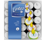 Linteo tea candle in sheet metal 100 pieces