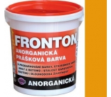 Fronton Inorganic Powder Paint Ocher for indoor and outdoor use 800 g