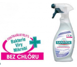Sanytol Deodorant and disinfectant especially for fabric spray 500 ml