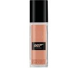 James Bond 007 for Women perfumed deodorant glass for women 75 ml