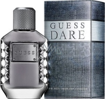 Guess Dare for Men toaletní voda 100 ml - VMD parfumerie - drogerie 5cb679339bb