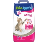Biokats Micro Fresh Litter for cats 100% fine natural clay 7 l