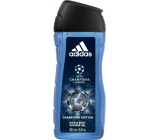 Adidas UEFA Champions League Champions Edition 2in1 250 ml men's shower gel and shampoo