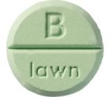 Bomb Cosmetics Rozkvetlá louka - Lawn aromaterapie tableta do sprchy 1 kus