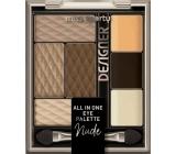 Miss Sports Designer All in One Eyeshadow Palette 100 Nude Designer 9.5 g