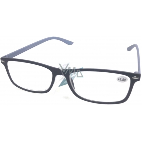 Glasses diop.plast. + 3 black gray side MC2 ER2135