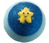 Bomb Cosmetics Starfish - Wish Upon a Starfish Sparkling ballistic bath ball 160 g