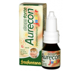 Fytofontana Aurecon Junior drops forte natural ear drops for pain relief 10 ml