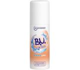 BU In Action Protect Plus antiperspirant deodorant spray for women mini 50 ml