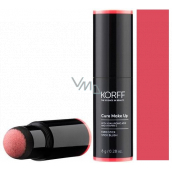 Korff Cure Make up Stick Blush blush in a stick with foam applicator 02 8 g