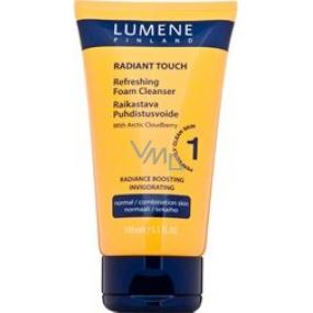 Lumene Radiant Touch Refreshing Foam Cleanser 150 ml