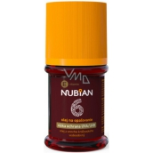 Nubian OF6 Sun protection oil, low protection 60 ml