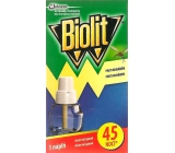 Biolit Against mosquitoes Electric mosquito vaporizer replacement cartridge 27 ml