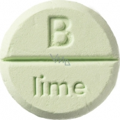 Bomb Cosmetics Lime Aromatherapy Shower Tablet 1 piece