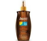 Astrid Sun oil opal.OF10 200ml spray 0440