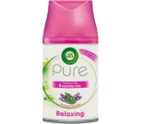 Air Wick FreshMatic Pure Relaxing Patchouli, Lavender automatic air freshener refill 250 ml