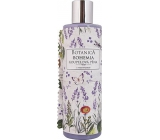 Bohemia Botanica Lavender with olive oil, herbal extract and yogurt active ingredient bath foam 250 ml