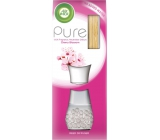 Air Wick Reed Diffuser Pure Cherry Blossom - Cherry Blossoms incense sticks air freshener 25 ml