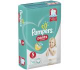 Pampers Pants size 5, 12-17 kg diaper panties 42 pieces