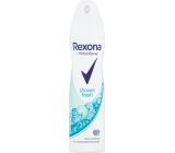 Rexona Shower Clean antiperspirant deodorant spray for women 150 ml
